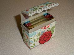 Ghirardelli Treat Box - open