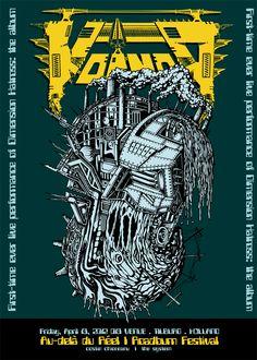 www.roadburn.com, the Voivod poster made by Costin Chioreanu. http://twilight13media.com/