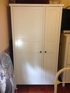 Simple Hemnes Ikea Wardrobe White Good Condition Collect Eastwood Sydney  With Ikea Hemnes Armoire.