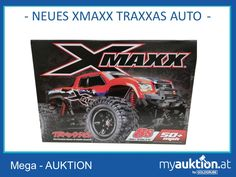 ❗TOP -80% Auktion 🔝XMAXX Traxxas Ferngesteuertes Auto 👉 #auktionen #Versteigerung #myauktion #schnäppchenjäger #freizeit #hobby #willbieten #wirbietenmehr Monster Trucks, Autos, Graz
