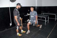 O volante das categorias de formação do XV de Piracicaba se recupera de uma lesão no ligamento cruzado anterior do joelho direito.