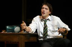 David Oakes as Hugh in 'All the little things we crushed' by Joel Horwood