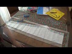 Come tagliare e cucire un pantcollant. Metodo SITAM - YouTube