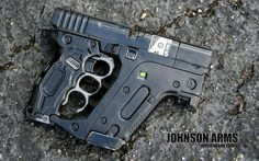 ARES ARMS Themed Pistol Prop by JohnsonArms GI Joe gun cosplay costume LARP LRP equipment gear magic item | Create your own roleplaying game material w/ RPG Bard: www.rpgbard.com | Writing inspiration for Dungeons and Dragons DND D&D Pathfinder PFRPG Warhammer 40k Star Wars Shadowrun Call of Cthulhu Lord of the Rings LoTR + d20 fantasy science fiction scifi horror design | Not Trusty Sword art: click artwork for source