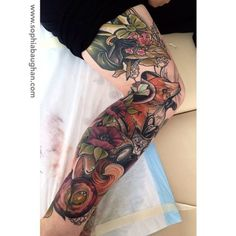 Ink It Up Trad Tattoos Blog | sophia baughan