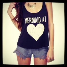 Mermaid Fashion.