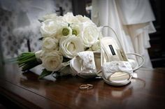 white anemone, white rose and white ranunculus wedding flowers - Google Search