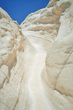 Dunas de yeso, Cuatro Cienegas, Coahuila, México