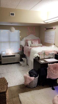 Dorm Room Decor for Guys . Dorm Room Decor for Guys . Dormify for Guys Love This Dormified Dorm Room for Your Girls Bedroom, Girl Room, Bedroom Decor, Bedroom Ideas, Warm Bedroom, Bedroom Storage, Bedroom Inspo, Dorm Room Designs, Cute Dorm Rooms