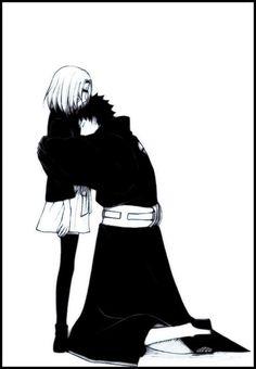 Obito and Rin.