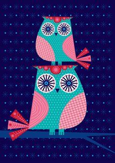 'Night Owls' by Natalie Marshall