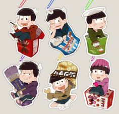 I love this picture so much Dark Anime Guys, All Anime, Me Me Me Anime, Anime Art, Hetalia, Character Concept, Concept Art, Ichimatsu, Twin Brothers