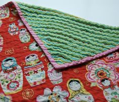 Chenille Quilts: Warm, Fuzzy and Easier Than You Think!