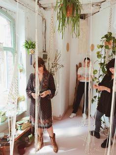 Macramé+Plant+Hanger+Workshop+10TH+JUNE+2018 Plant Hanger, Ladder Decor, Workshop, June, California, Plants, Diy, Home Decor, Atelier