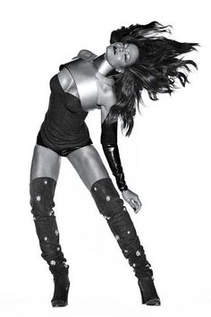 W - Janet Jackson