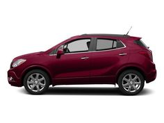 The 2015 Buick Encore 2WD Leather is a new SUV you can afford for around the price of Pi. $31,415 #PiDay