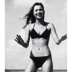 Can You Ever Have A Bad Day In A Bikini #katemoss By Shopbop