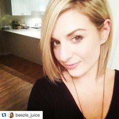 #Repost @beezle_juice with @repostapp. ・・・  thanks for being a hair hero Pam @pams_beauties #instablonde  So much love from kayla!  #pamsbeauties #hairbypam #yeghair #yegsalon #yegstylist #youreahero #yegstylist #jigsawforhair #hairhero #iamgoldwell #blonde #blondehair #anytimegirl