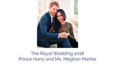 The Royal Wedding 2018: Prince Harry and Ms. Meghan Markle ===========================================  Scheduled for May 19, 2018  Watch Live: Today Prince Harry and Ms. Meghan Markle are getting married in Windsor at St George's Chapel.  You can watch the ceremony live here from 1100 BST.  https://youtu.be/N42MQJX4KoY  LIVE IN 3 HOURS - 19 MAY 2018 @ 12AM - SET A REMINDER TO WATCH !