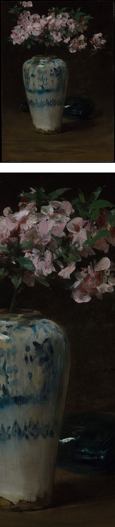 Eye Candy for Today: William Merritt Chase still life