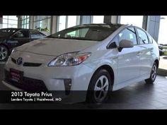 Good 2013 Toyota Prius Near St. Louis, MO LandersToyotaHazelwood.com Landers  Toyota Of Hazelwood