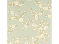 G P & J Baker BLOSSOM AQUA BW45008.6 - Kravet-edesigntrade - New York, NY, BW45008.6,Lee Jofa,Light Blue, Beige,Blue, Beige,Up The Bolt,Floral Medium,United Kingdom,Floral Medium,Yes,G P & J Baker,No,BLOSSOM AQUA