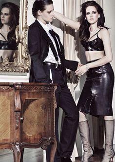 Fashiontography: Kristen Stewart by Tom Munro