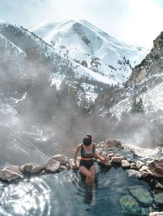 The Perfect Idaho Hot Springs Itinerary