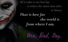 joker quotes from batman dark knight - Google Search