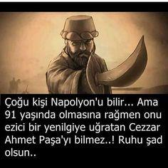 Cezzar Ahmet Paşa Real Facts, Ottoman Empire, Culture, History, Allah, Knowledge, Education, Historia