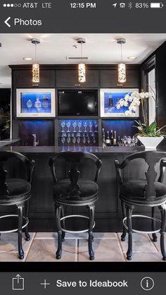 modern home bar design ideas | ideas | Pinterest | Bar, Modern and ...