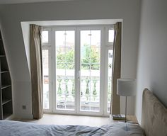 Apartment Juliet Balcony Bedroom Curtains