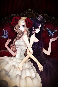 Open rp (someone be the dark sister, comment) I always wondered about my sister. She always seemed disconnected. When she enters a room it seems to darken. Even as an angel I can tell that she's keeping a secret. I heard that Mom had an affair with a demon. An angel and a demon. She always told me that the child died. But now I wonder, was that just a lie to keep me safe. And if so safe from what?