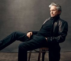 Michael Douglas by Annie Leibovitz                                                                                                                                                                                 More