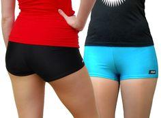 Single Colour Roller Derby Shorts