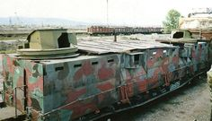 Armored train Baikal