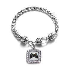 Gamer Girl Classic Charm Bracelet