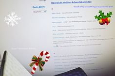 Riesige Übersicht kostenloser #Adventskalender auf meinem #Blog! Viel Spaß beim Türchen öffnen! http://sweety9696.blogspot.de/p/weihnachten-20.html