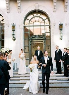 Elegant San Francisco wedding at the Flood Mansion