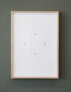 Tanja Koljonen . standard shapes / orientation, 2014