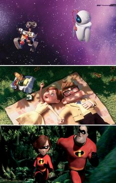 Quiz: Which Disney·Pixar Couple Are You and Your Significant Other?