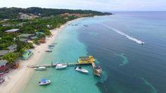 Isla de Roatan. Honduras