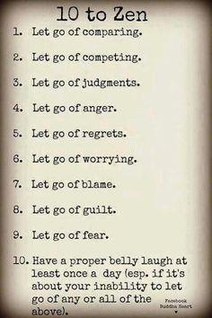 10 to zen life quotes quotes quote inspirational zen