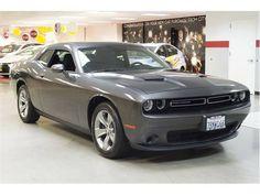 2016 *Dodge Challenger* SXT – Dodge Gray