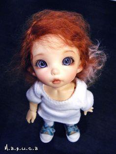 My pretty little girl by ☆ Mapuca ☆, via Flickr