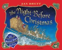 Cover image for The night before Christmas : poem