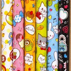 colourful pencil 6pcs set with animals and Matryoshka