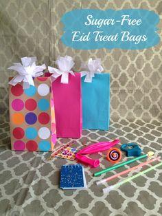 Sugar Free Eid Treat Bags
