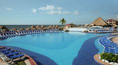 Moon Palace in Cancun