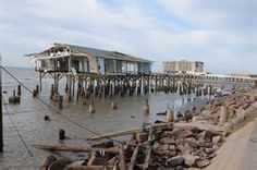 galveston hurricane ike - Bing images